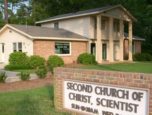 Second Church of Christ, Scientist, Raleigh